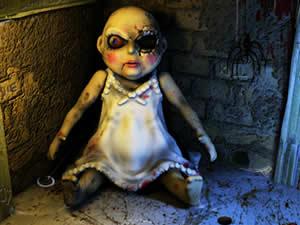 Creepy Doll Gemini