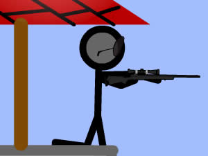 Awesome Sniper Man