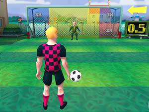 10 Shot Soccer