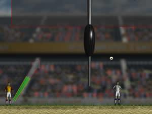 Football Lob Shot