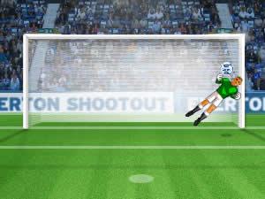Legends Penalty Shootout