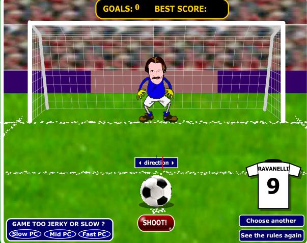 Penalty - Football Games