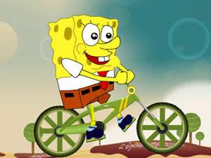 SpongeBob BMX