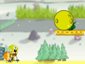 Spongebob Wants Sandwich