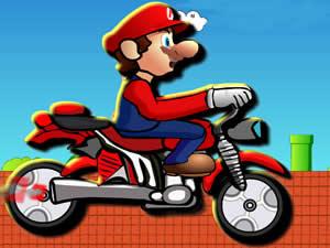 Super Mario Speed Bike