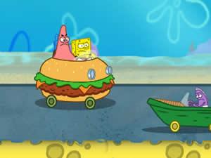 Spongebob and Krabsburger Secret