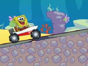 Sponge Bob Boat Adventure