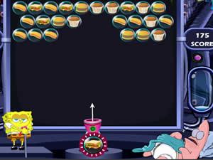 Spongebob Food Shooter