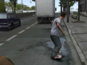 Street Skate Bay City Grind