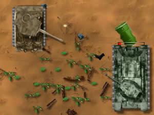 3D Tank War
