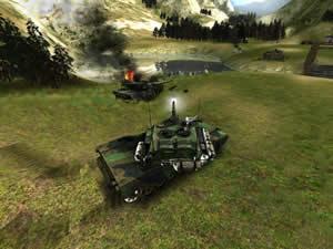 Metal Cavalry 3D