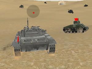 Tanks Battlefield: Desert