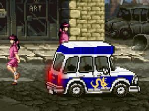 Crazy Shuttle Taxi