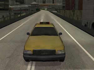 Geordie Sim Taxi