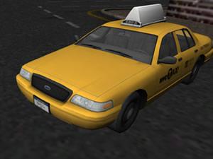 Taxi Parking Sim