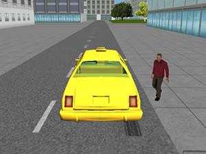 Miami Taxi Driving