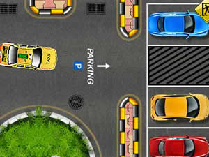 Yellow Cab Parking