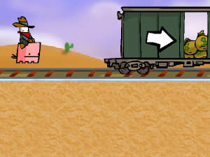 Train Robber