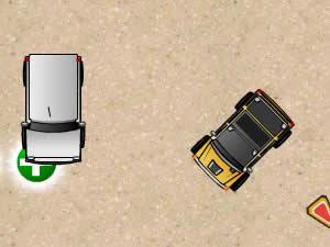 Bomb Detonator Truck