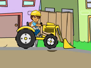 Diego Tractor