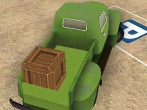Forest Cargo 3D