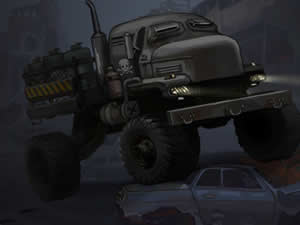 Gloomy Truck 2