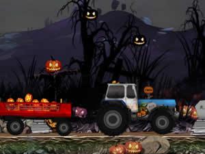 Halloween Pumpkin Cargo