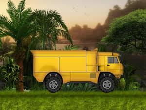 Kamaz Truck Jungle 2