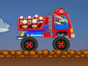 Mario Bros Race
