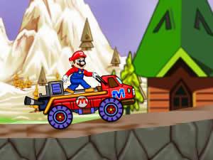 Mario Truck War