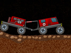 Mountain Rescue Driver 3