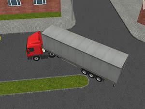 Semi Driver 3D