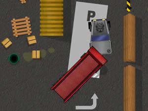 Semi Truck Parking