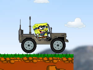 Spongebob Jeep