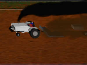 Tractor Pulling Game