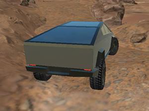 Cyber Truck Drive Simulator