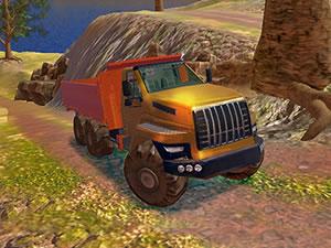 Offroad Truck Simulator Hill Climb