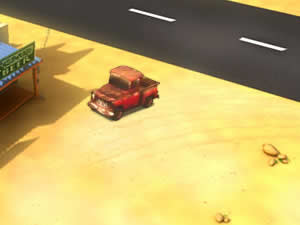 Outback Racing Game