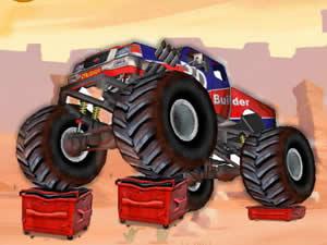 Real Monster Truck