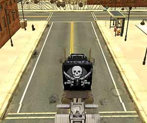 Truck Parking GG