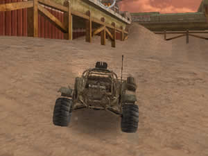 Motor Wars Wasteland Beta