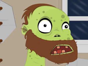 Zombie Shaving